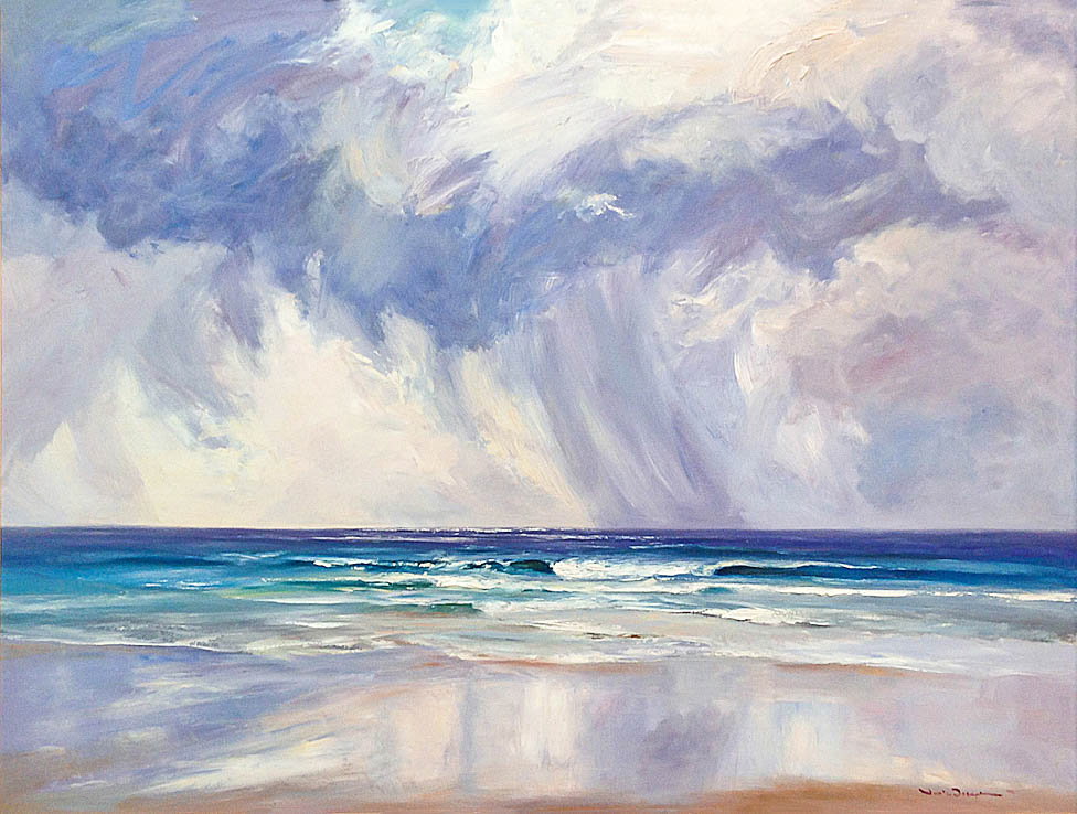 Power and Majesty-Seascapes-Artwork-Neale-Joseph-Australia