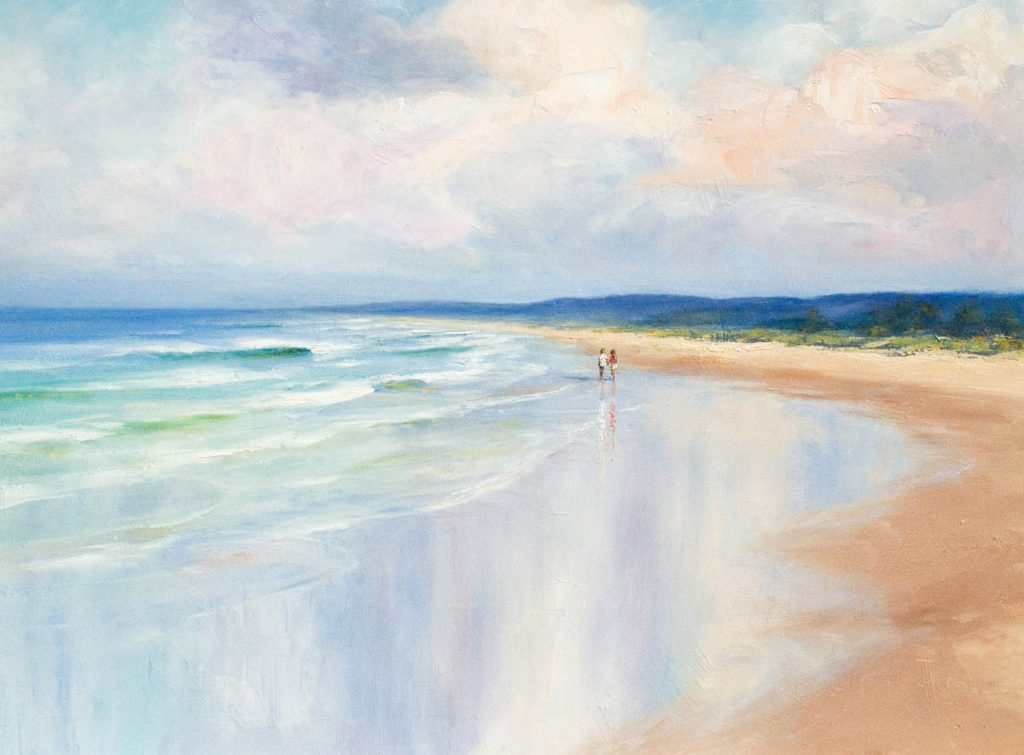Reflections of Love-Seascapes-Artwork-Neale-Joseph-Australia