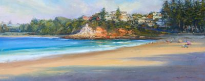 Afternoon Shade Terrigal
